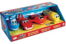 MIX OR MATCH VEHICLES JUNIOR - SET 1