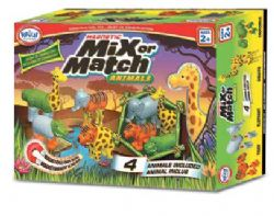 MIX OR MATCH ANIMALS - JUNGLE
