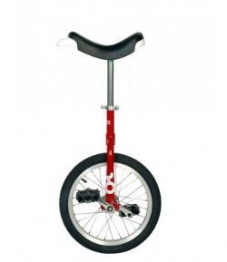 UNICYCLE ROUGE 16''