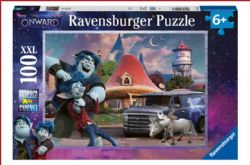 RAVENSBURGER CT 100 PCS XXL - DISNEY ONWARD #12928