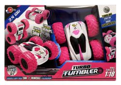 RC TURBO TUMBLER ROSE