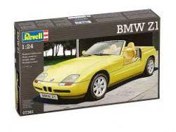MODÈLE À COLLER - BMW Z1 1/24 NIVEAU #4