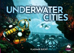 UNDERWATER CITIES (ANGLAIS)