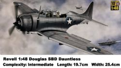 SBD DAUNTLESS 1/48