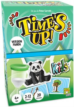 TIME'S UP KIDS - VERSION PANDA