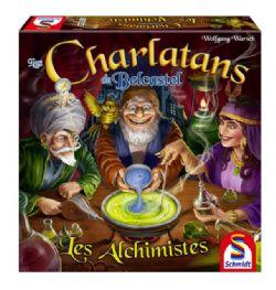 EXTENSION - LES CHARLATANS DE BELCASTEL - LES ALCHIMISTES
