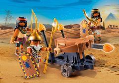 ***GUERRIERS EGYPTIENS ET BALISTE #5388