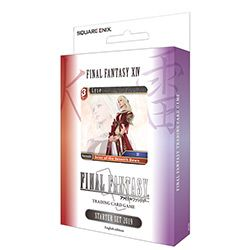 STARTER DECK FINAL FANTASY XIV