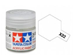 PEINTURE TAMIYA CLAIR X22