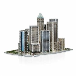 WREBBIT CT 3D 925PCS NEW YORK FINANCIAL