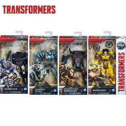 TRANSFORMERS ÉDITION PLATINE BUMBLEBEE/G