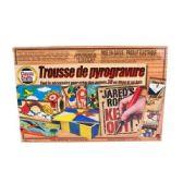 TROUSSE DE PYROGRAVURE - TOP 10