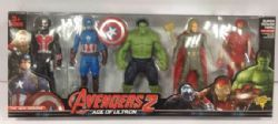 ENS 5  FIG AVENGERS AGE OF ULTRON