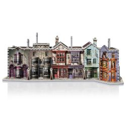 WREBBIT CT 3D 450PCS CHEMIN DE TRAVERSE HARRY POTTER