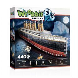 WREBBIT CT 3D 440PCS - TITANIC