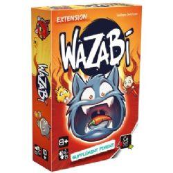 WAZABI EXT-SUPPLÉMENT PIMENT