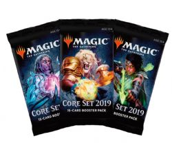 PQT  BOOSTER CORE SET 2019