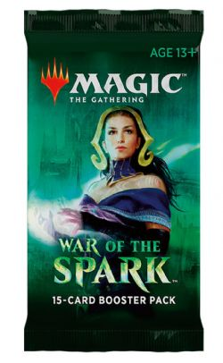 PQT BOOSTER WAR OF THE SPARK MAGIC