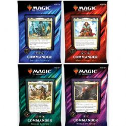 MAGIC THE GATHERING COMMANDER 2019