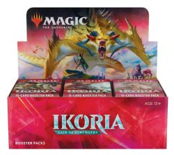MAGIC THE GATHERING: IKORIA OF BEHEMOTH DRAFT BOOSTER